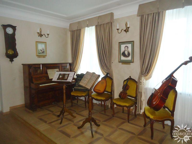 «Музей-усадьба М.К. Огинского»
